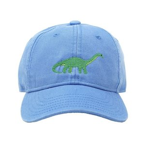 Harding Lane Brontosaurus Light Blue Baseball Hat