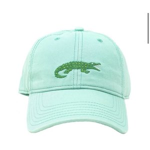 Harding Lane Alligator Keys Green Bseball Hat
