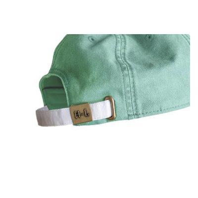 Harding Lane Alligator Keys Green Bseball Hat