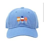 Harding Lane Popsicles Light Blue Baseball Hat