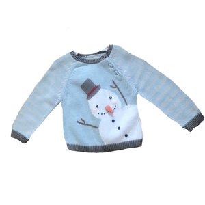 Zubels Snowman Sweater