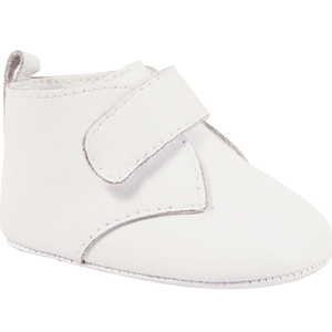 Baby Deer Boy's Leather Monogram Shoe
