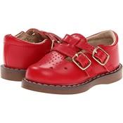 Footmates Danielle Red Shoe