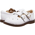Footmates Danielle White Shoe