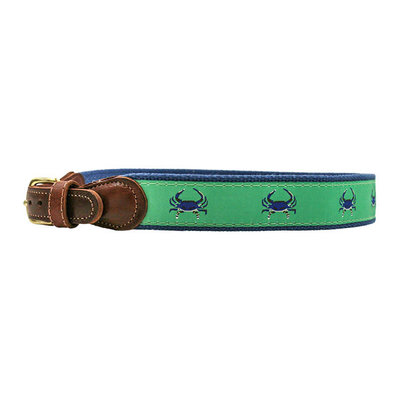 J Bailey Green Crab Belt
