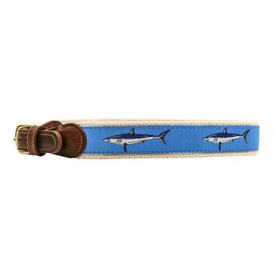 J Bailey Mako Lt Blue Belt