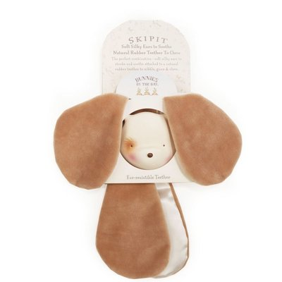 Bunnies by the Bay Skipit Ear-resistable Teether