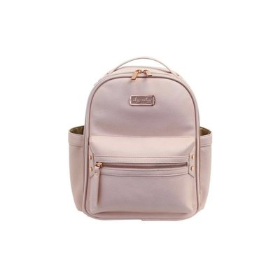 Itzy Ritzy Blush Itzy Mini Diaper Bag Backpack