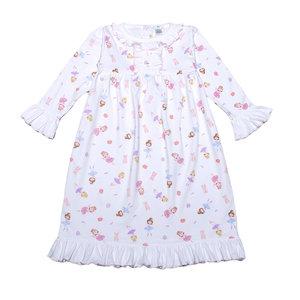 Baby Bliss Ballerinas Pima Night Gown