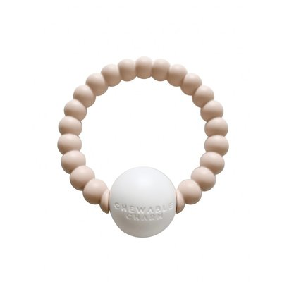 Chewable Charm Teether Toy Rattle
