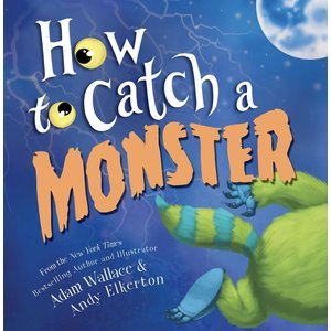 Sourcebooks How to Catch a Monster