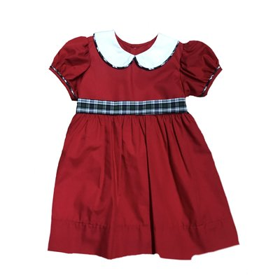 Remember Nguyen Red Kris Dress