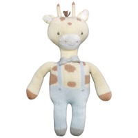 "Zubels 16"" Boy Giraffe"