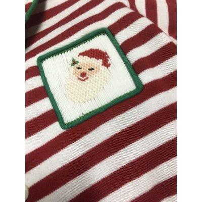 Remember Nguyen Red Santa Boy's Loungewear
