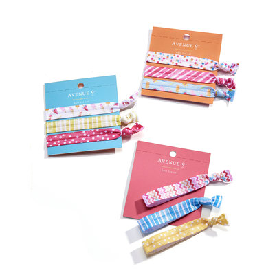 Giftcraft Inc. Hair Tie Set