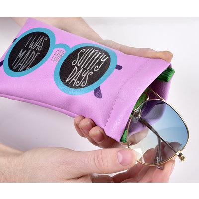 Giftcraft Inc. Assorted Sunglass Case