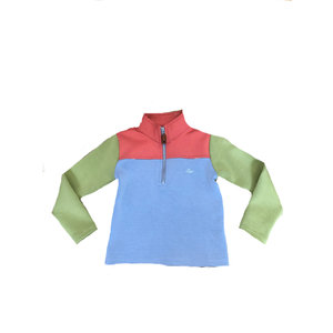 SouthBound Color Block Performance Pullover
