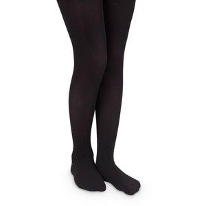 Jefferies Socks Black Pima Tights