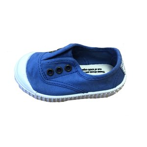Victoria No Lace Sneaker Anil (Royal)