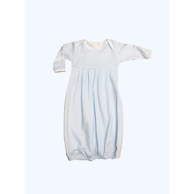 Magnolia Baby Mia and Ollie's Classic Pleated Gown