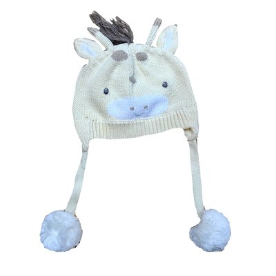Zubels Giraffe Boy Hat