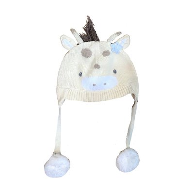 Zubels Giraffe Girl Hat