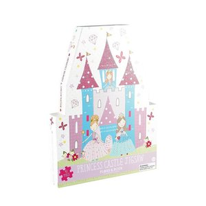 Floss and Rock Princess 40pc Jigsaw with Shaped Box