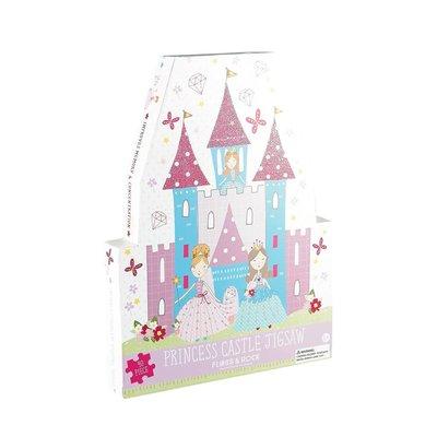 Floss and Rock Princess 40pc Jigsaw with Shaped Box