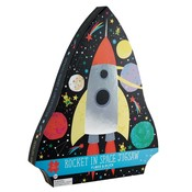Floss and Rock Space 40pc Jigsaw in Shaped Box