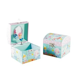 Floss and Rock Mermaid Small Jewelry Box