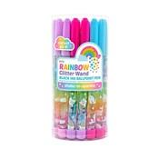 Ooly Rainbow Glitter Wand Pens