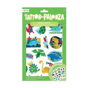 Ooly Tattoo Palooza Temporary Tattoo:Dino Days