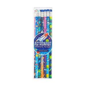 Ooly Astronaut Graphite Pencils