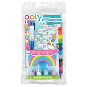 Ooly Oh My! Unicorns & Mermaids Happy Pack