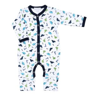 Magnolia Baby Dino Days Printed Playsuit
