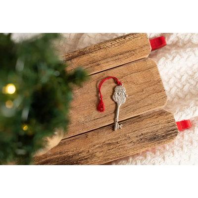 House of Pewter Pewter Magical Santa Key