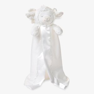 Elegant Baby/Baby Needs Prayer Lamb Mini Blankie