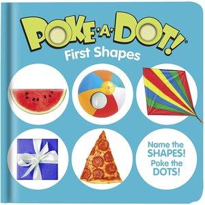 Melissa & Doug Small Poke A Dot: First Shapes
