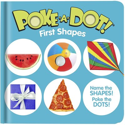 Melissa & Doug Small Poke A Dot: First Shapes