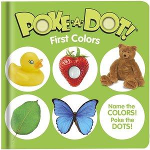 Melissa & Doug Small Poke A Dot: First Colors
