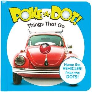 Melissa & Doug Small Poke A Dot: Things That Go