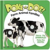 Melissa & Doug Small Poke A Dot: Farm Animal Families