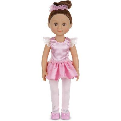 """Melissa & Doug Victoria - 14"""" Ballerina Doll"""