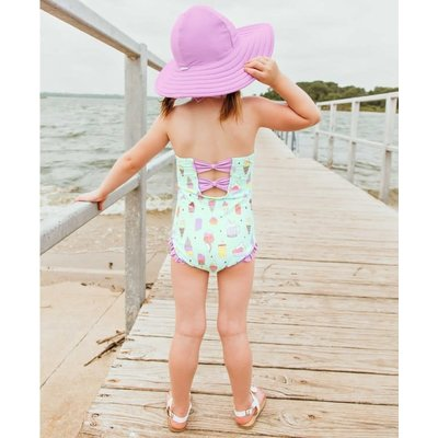 Ruffle Butts Anything is Popsicle Halter 1PC