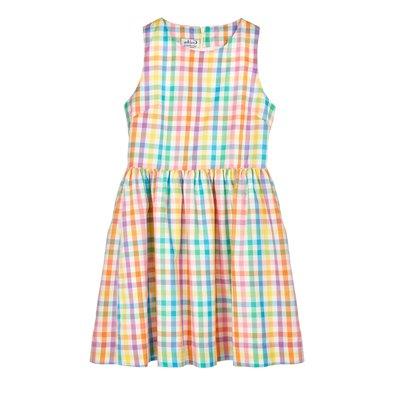 Gabby Summer Check Dress