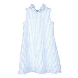 Gabby Blue Blair Lakeside Stripe Dress