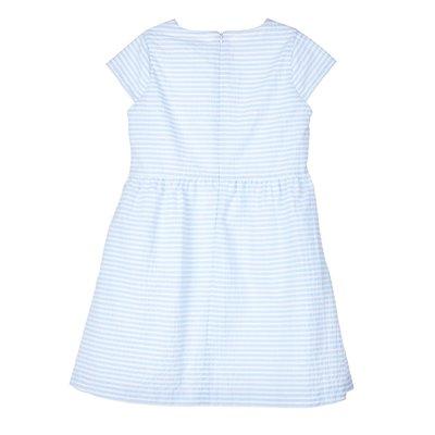 Gabby Blue Lakeside Stripe Dress