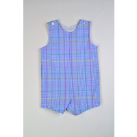Funtasia, Too Blue Plaid Shortall