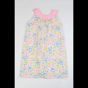 Maggie Breen Floral Print Band Dress