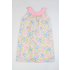 Maggie Breen Floral Print Band Dress